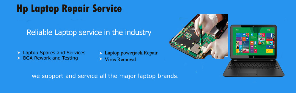 HP Laptop Services Center in dlf Phase 3 Gurgaon | hp